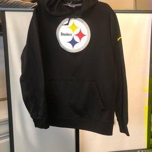 Steelers Pullover Hoodie Sweatshirt